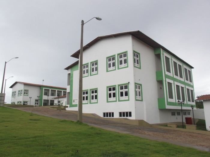 Prédio do Campus Alcântara